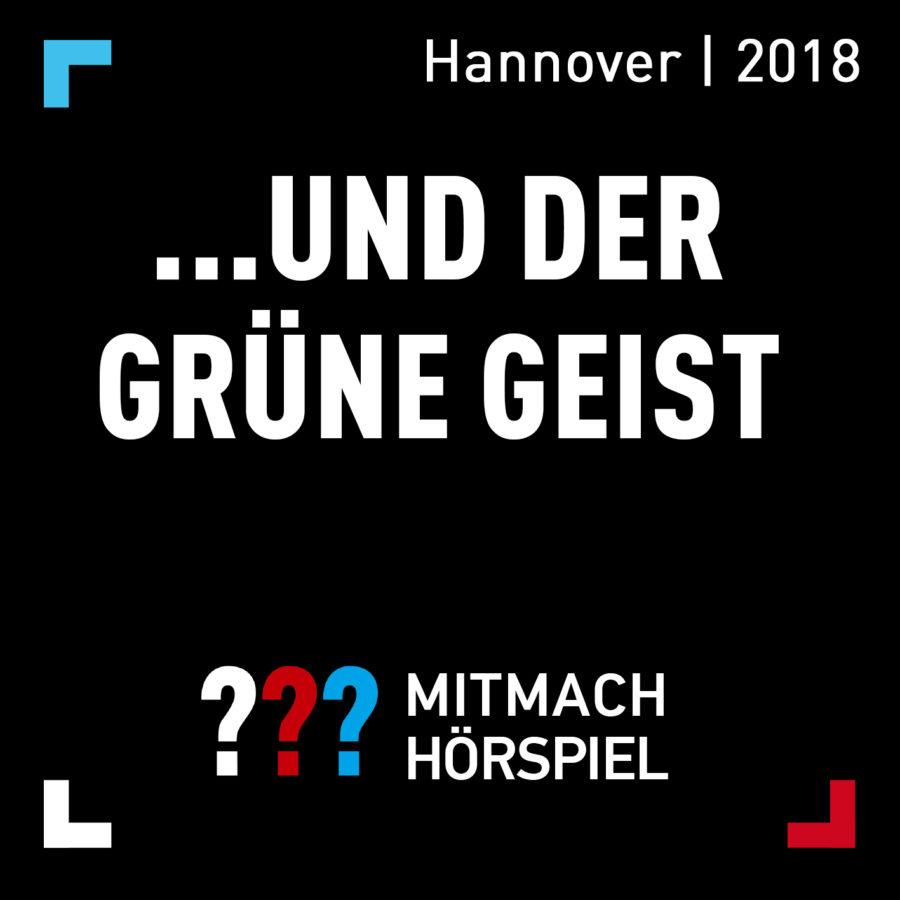 """Download """"Die drei ???"""" Klassiker als Mitmachhörspiel - Hannover 2018"""