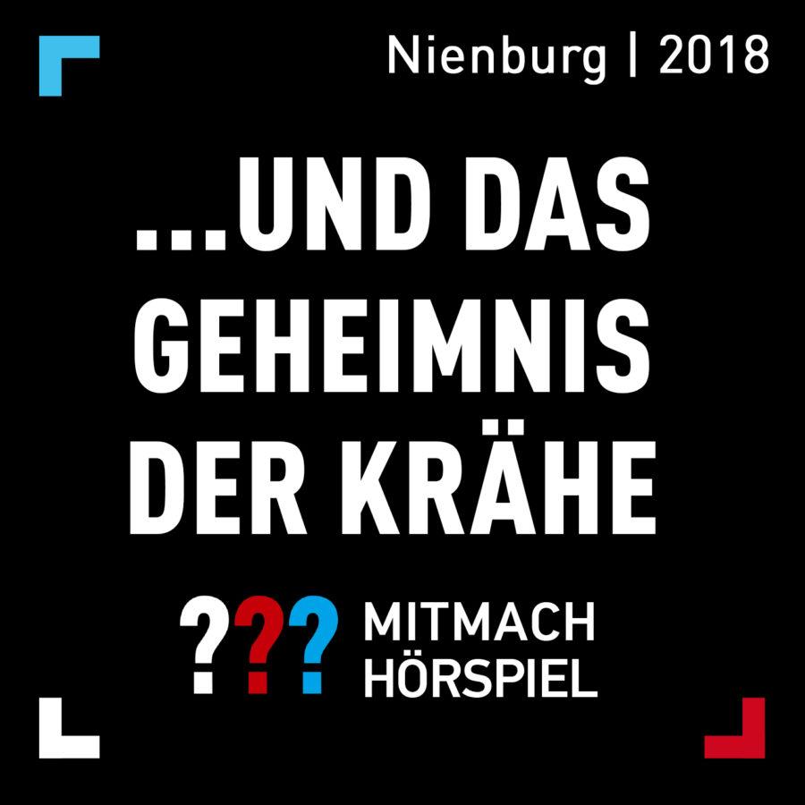 """Download """"Die drei ???"""" und das Geheimnis der Krähe (Mitmachhörspiel) - Nienburg 2018"""