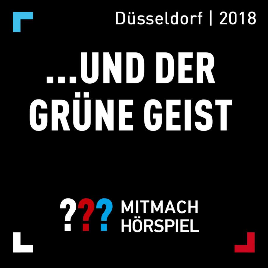 """Download """"Die drei ???"""" Klassiker als Mitmachhörspiel - Düsseldorf 2018"""